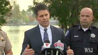FBI Searches Lake in Connection to San Bernardino Shooting