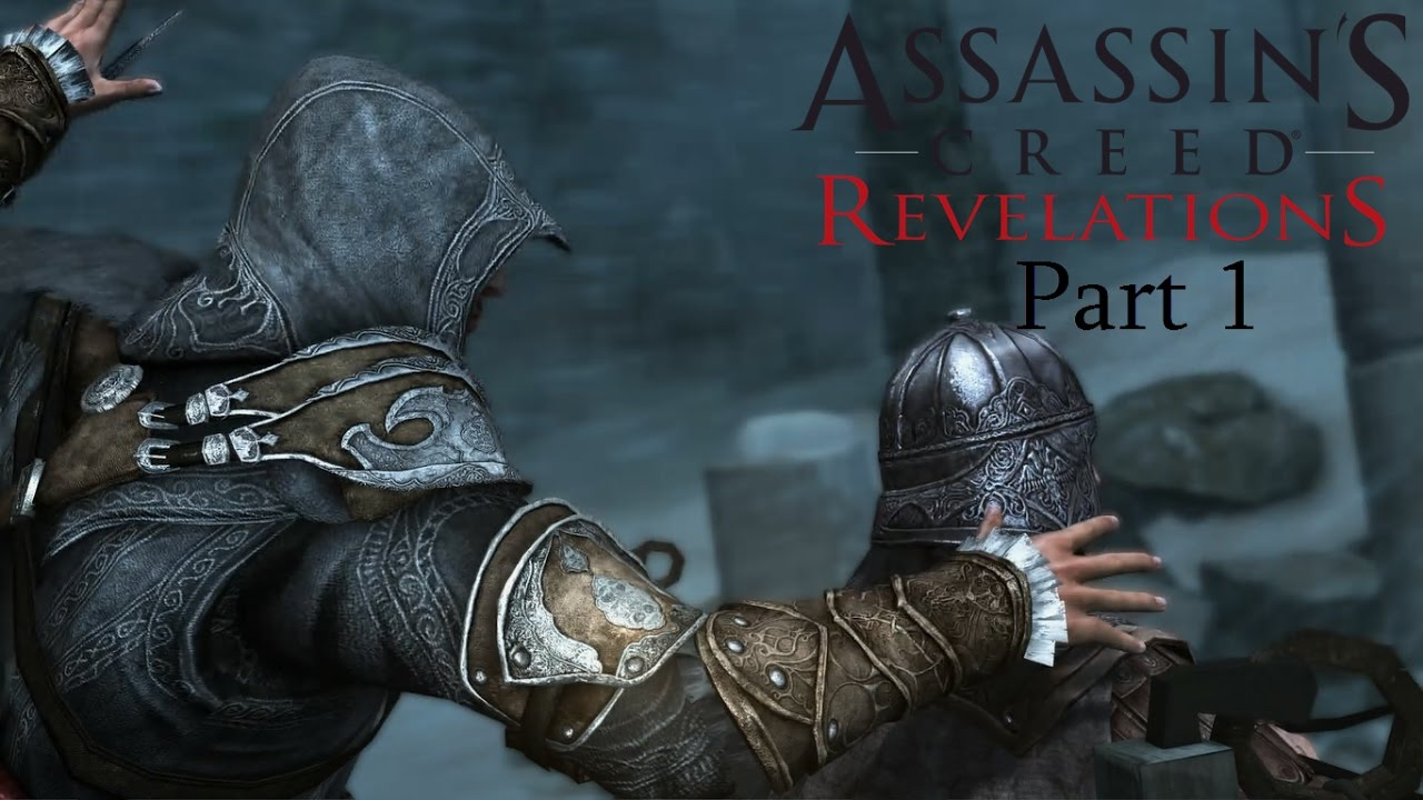 Assassin S Creed Revelations The Ezio Collection Ps4 Walkthrough