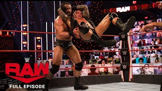 WWE Raw Full Episode, 02 November 2020