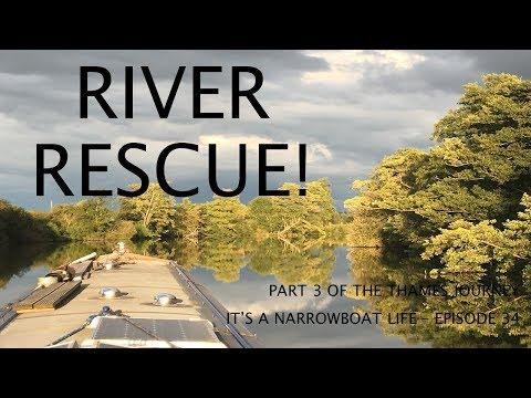 S2. EP34 - Kelmscott to Reading - Part 3 of The Thames trip