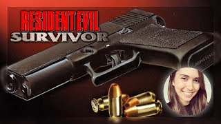 [ Resident Evil: Survivor ] PS1 Gameplay (Full playthrough)