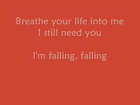 Red - Breathe Into Me (with Lyrics)