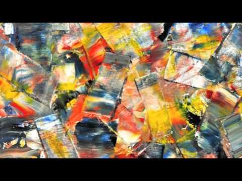 Jens Ochel, Abstrakte Malerei