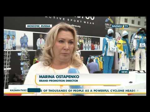 Kazakhstan sportswear open to export