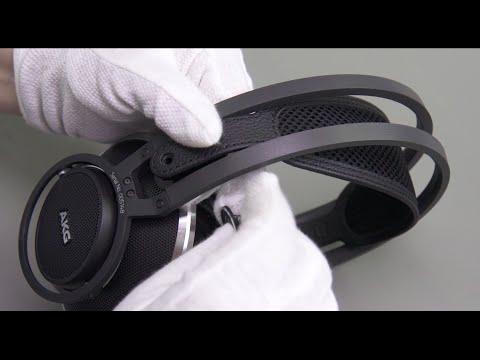 AKG K812 production insights
