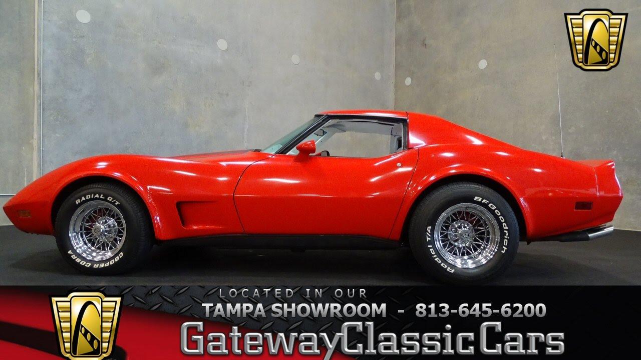 631 tpa 1977 chevrolet corvette 350 v8 4 speed manual - youtube