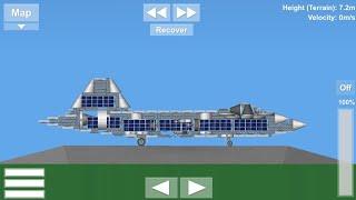 The F22 Raptor of your dreams - Spaceflight Simulator