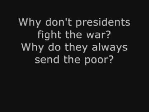 System Of A Down - B.Y.O.B Lyrics