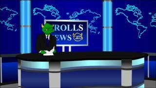 Trolls Breaking News - SOPA black outs (wikipedia, reddit, ...)