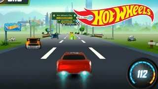 Juego de Autos 98: Hot Wheels Race Car Rush 2016