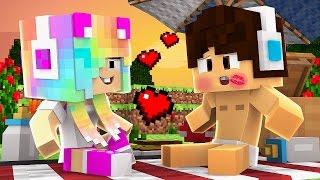 Minecraft: WHO'S YOUR DADDY? - O PRIMEIRO BEIJO DO BEBÊ! (Kiss Baby)