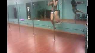 AKRON POLE DANCE {Maria Jade}