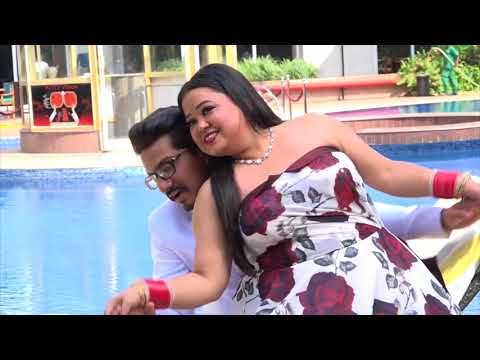Bharti Singh Lovely Photoshoot With Husband Harsh Video After Marriage