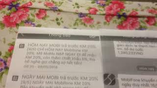 Sử dụng ví điện tử momo nhận khuyến mãi liên tục