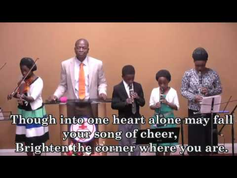 Brighten the Corner - Hymn