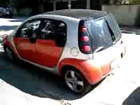 Smart Car 4 Door