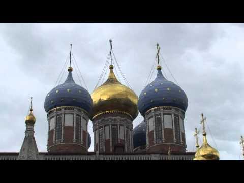Ryazan Kremlin HD part 2