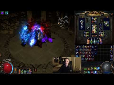 Reflect Proof (Even Atziri Mirror) Scion Elemental Wander Update