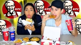 KFC Fast Food TASTE TEST!