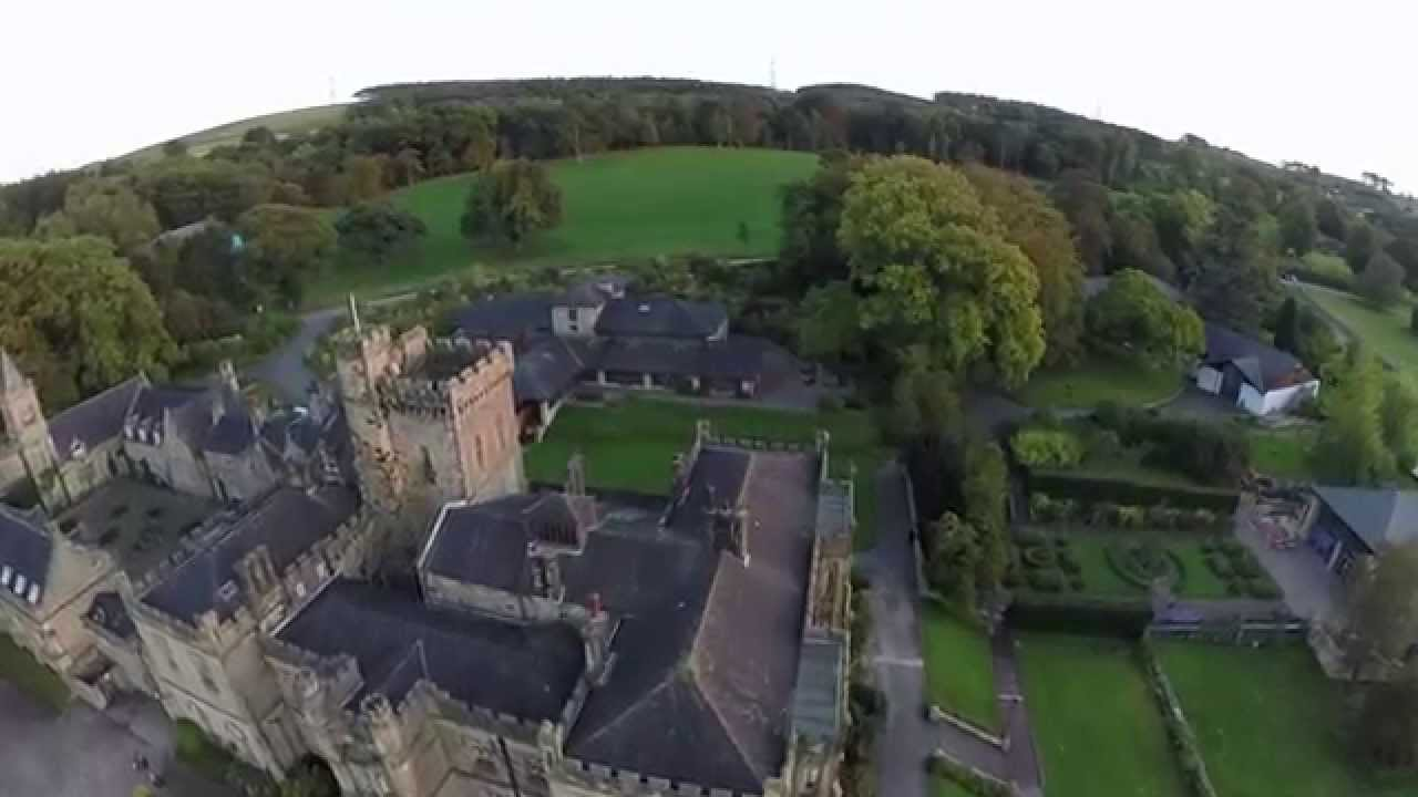 Capernwray Hall Extended cut