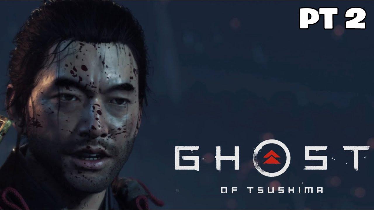 Ghost Of Tsushima - SAVING LORD SHIMURA - Part 2