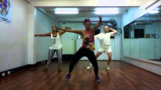 DANCEHALL Fusion @ Your Hip Hop Class AUSTRALIA - Tek Wine by Swappi 4D
