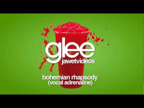 Glee Cast - Bohemian Rhapsody (Vocal Adrenaline) (karaoke ve