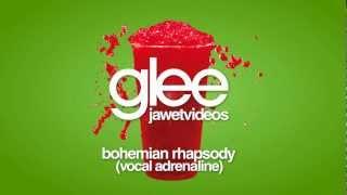 Glee Cast - Bohemian Rhapsody (Vocal Adrenaline) (karaoke version)