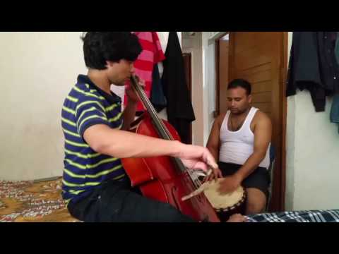 BOLLYWOOD KHICHADI ON CELLO BY INDIAN CELLIST