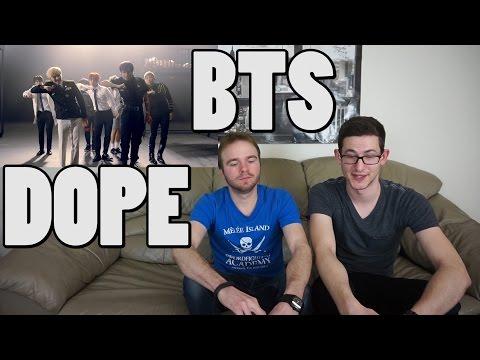 BTS - Dope MV Reaction