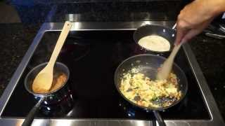 How To Cook A Delicious And Healthy Breakfast Burrito