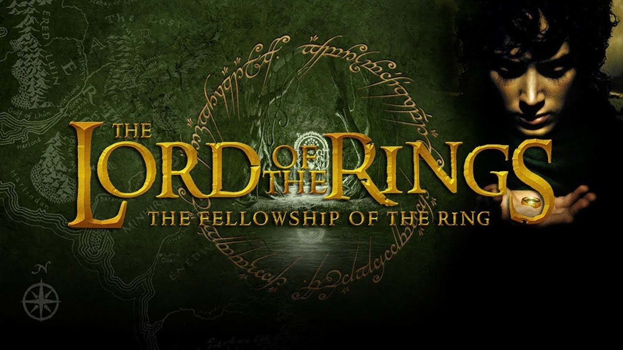 The Lord Of The Rings The Fellowship Of The Ring 2001 Trailer 1 1080p Youtube