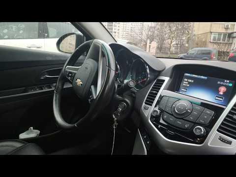 Снять и установить подушку Airbag на Chevrolet Cruze, как смотать провода. Замена разъёма.