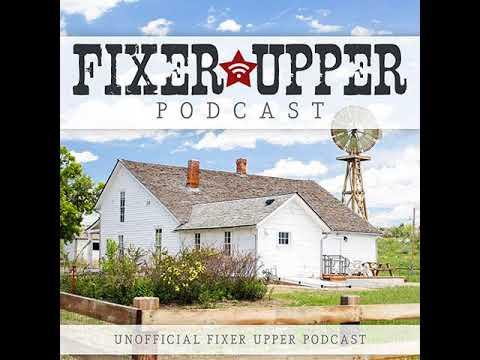 Fixer Upper Podcast 23 The Mountain House Hgtv Fixer Upper Season