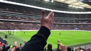 North London Derby - Tottenham Hotspur vs Arsenal - Wembley Stadium - 10 February 2018
