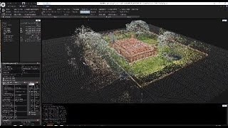 Texturing workflow inside of RealityCapture by CyArk