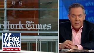 Gutfeld on NYT report of Kavanaugh's college bar fight