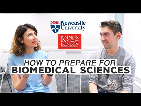 How To Prepare For Biomedical Sciences & What You Can Do Afterwards | Atousa Interviews Ft. Vas