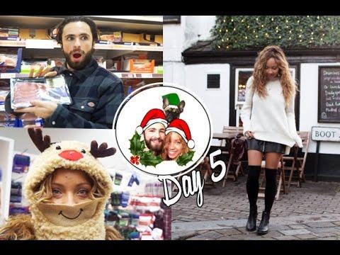 Trip to St.Albans, Q&A + Paddington ❄ Vlogmas 5