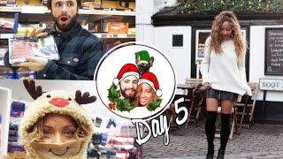 Trip to St.Albans, Q&A + Paddington ❄ Vlogmas 5 Thumbnail