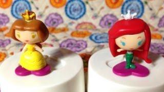 Шоколадное яйцо - с куколкой-сюрпризом