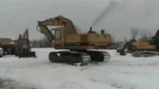 Caterpillar 235C Demo (Construction Equipment)