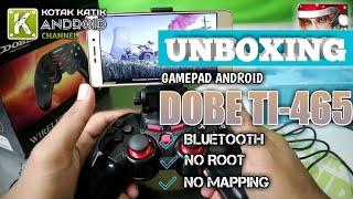 DOBE TI-465 Gamepad Stick Game Controller Wireless Bluetooth Android