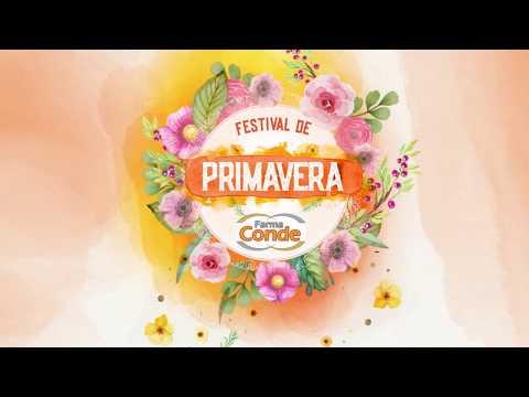 Festival de Primavera Farma Conde