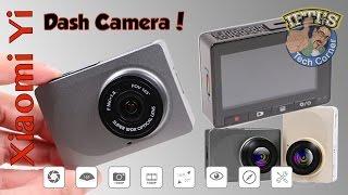 Xiaomi Yi Vehicle Dash Cam / Camera – REVIEW