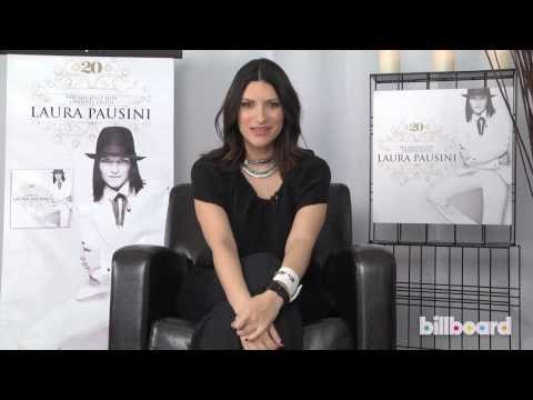 Laura Pausini Discusses Greatest Hits Album & 20-Year Career - Billboard Q&A
