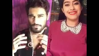 Pooja Sarkar with Yasser Desai || DUET||  Naino Ne Baandhi