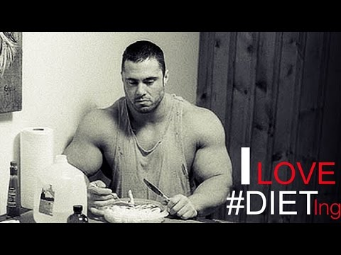 BODYBUILDING MOTIVATION - I DON´T EAT FOR TASTE