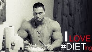 BODYBUILDING MOTIVATION - I DON´T EAT FOR TASTE