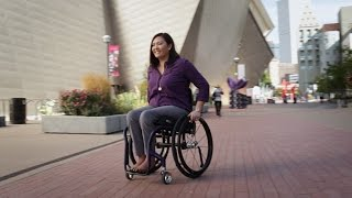 The Quickie 7R Wheelchair